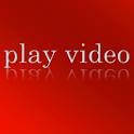 repeat playback MP4 video icon