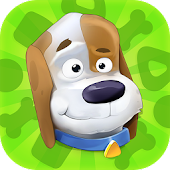 Cute Pet Match 3 Game Puzzle