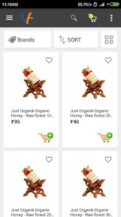 VisionFresh-Organic Food Shop- screenshot thumbnail