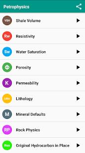 Petrophysics Lite - náhled