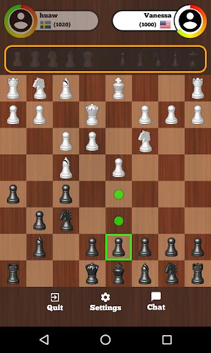Chess Online Pro - Duel friends online! screenshot 11