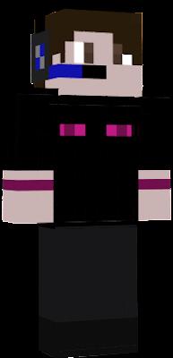 Skin do canal RobinhoPlay