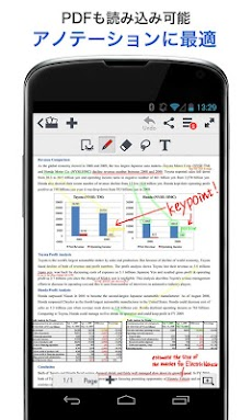 MetaMoJi Note Lite(手書きノートアプリ)のおすすめ画像4