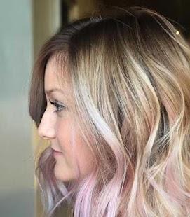 Shag Hairstyles - náhled
