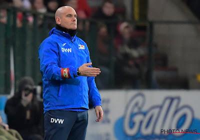 KV Oostende en Zulte Waregem hebben deze avond 1-1 gelijkgespeeld