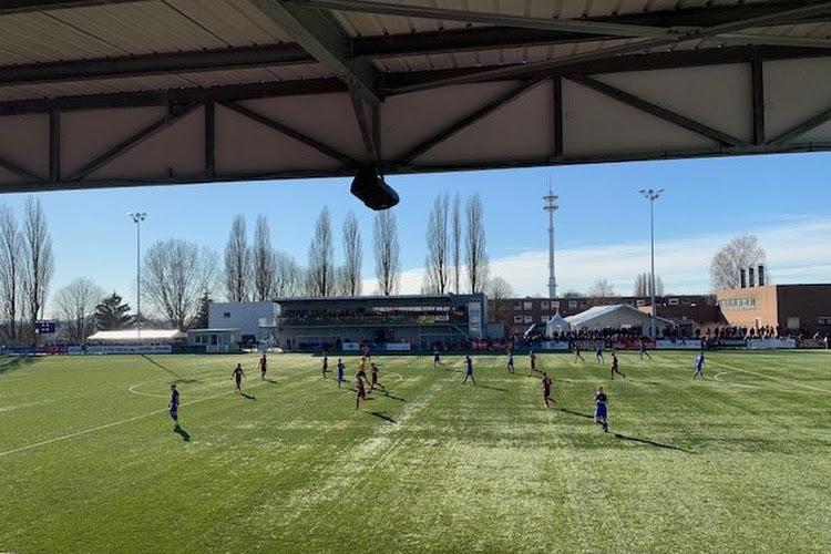 Dender affrontera le FC Liège avec un nouveau coach à sa tête