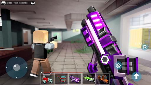 Mad GunZ - shooting games & Battle Royale, online screenshots 4