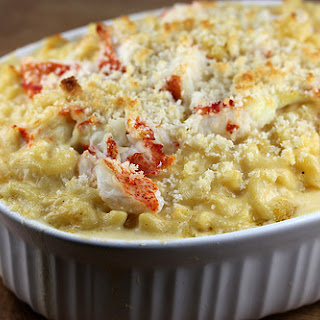 Lobster Mac and Cheese.