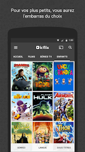 icflix Capture d'écran