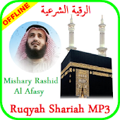 MP3 Ruqyah - Sheikh Mishary Rashid Al Afasy Android APK Download Free By Abyadapps