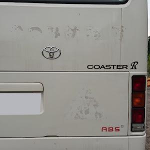 コースター  KK-RX4JFETのカスタム事例画像 バスちゃんねるさんの2019年08月23日14:17の投稿