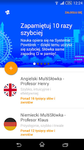 MultiSłówka - angielski itd.- screenshot thumbnail