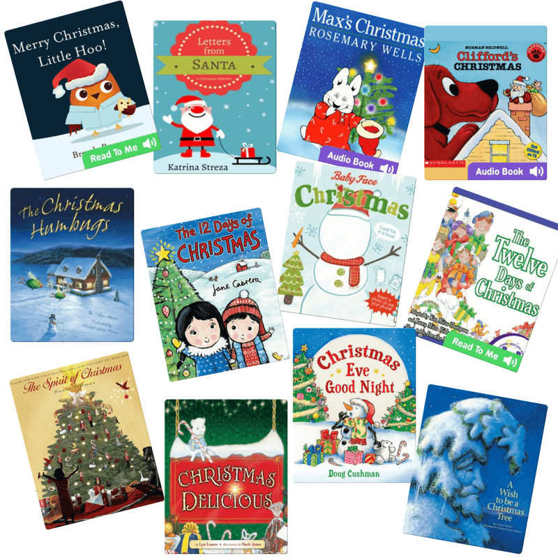 Free 30 Trial of Epic! books | Christmas Ebooks | Christmas books for kids