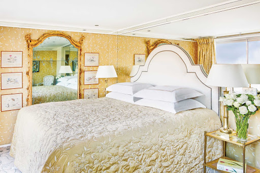 river-duchess-suite.jpg - Explore the grand capitals of Europe in comfort and style in a suite aboard Uniworld's River Duchess.