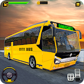 City Coach Bus Driving Simulator Android APK Download Free By Games Astra