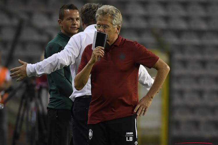 Bölöni en zijn manschappen beseffen dat de buit nog lang niet binnen is na de 1-0