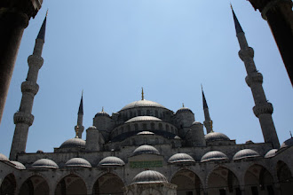 Photo: Day 110 - The Blue Mosque