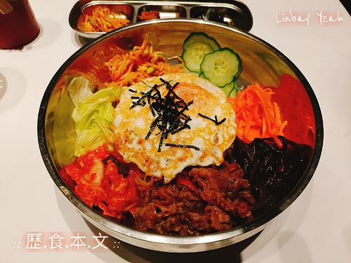 木槿花韓式食堂,河堤社區裡的美味又大碗的韓式料理!!