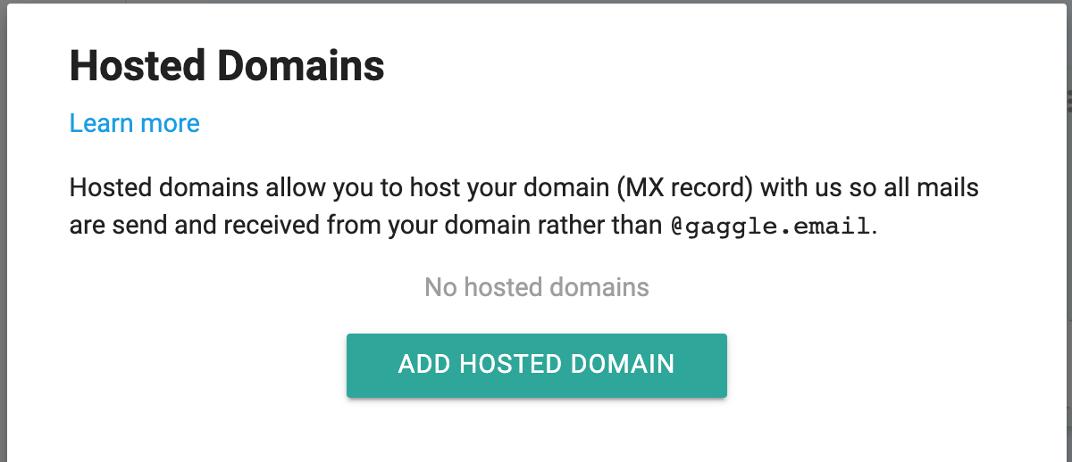 hosted-domain