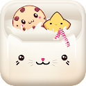 Milk and Cookies icon