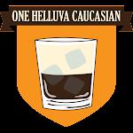 Button One Helluva Caucasian