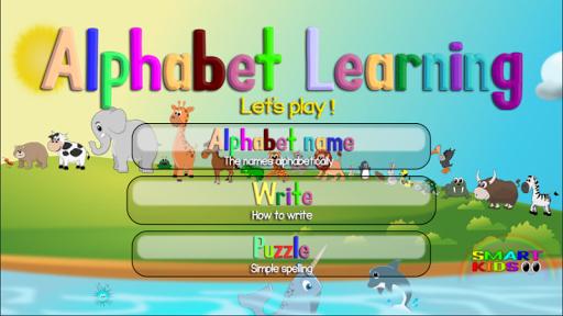 Alphabet Learning - Free