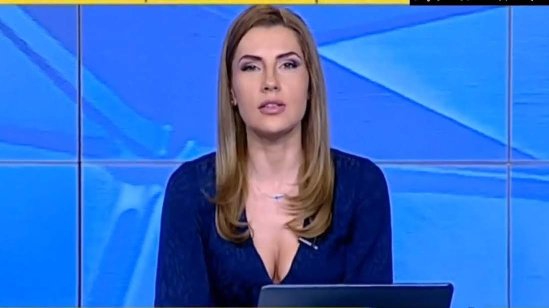 Definetely a PGNA (Pretty Gorgeous News Anchor)