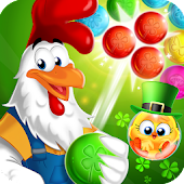 Farm Bubbles - Bubble Shooter Puzzle Game