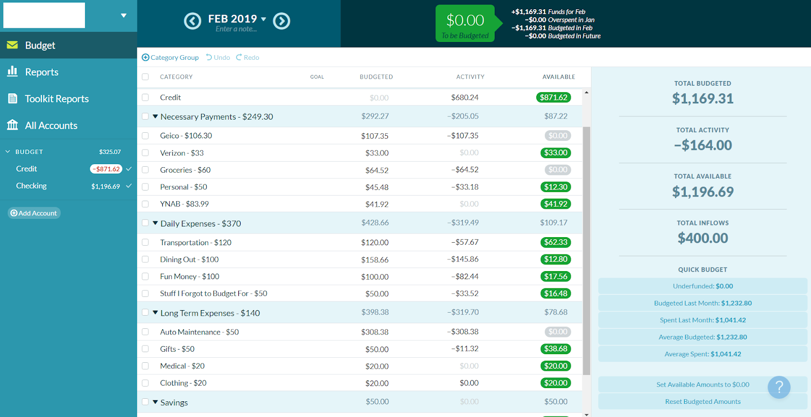 Tips to Keep Track of Personal Finances