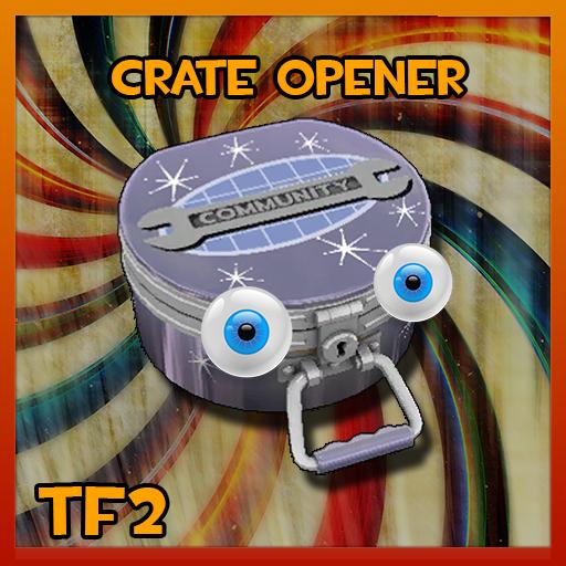 Crate Opener Simulator for TF2