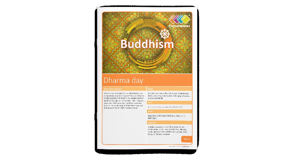 Love to Celebrate - Buddhism - Dharma day