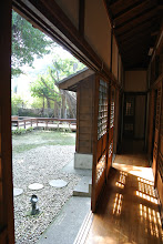 Photo: 很喜歡這張@台鹽日式宿舍