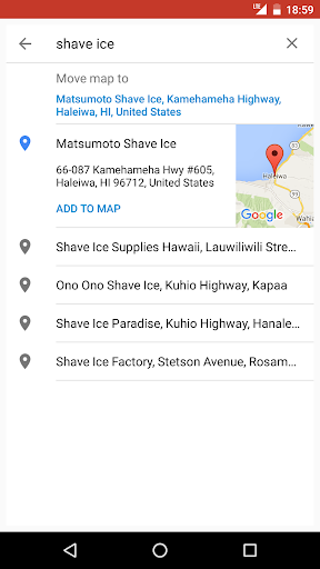 Google My Maps for PC