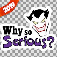 Stiker Joker Cool For Wastickerapps On Windows Pc Download Free