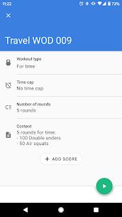 Workout timer: Crossfit WODs Premium Mod Unlocked 4