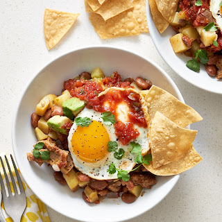 How To Make Slow Cooker Breakfast Burrito Bowls.