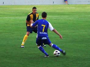 Photo: Marc Vila en el Palamos Espanyol