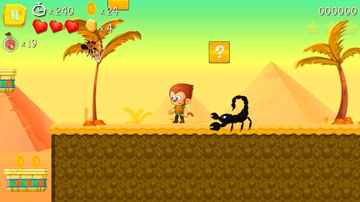 Super Kong Jump - Monkey Bros & Banana Forest Tale apktram screenshots 8