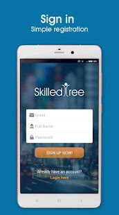 SkilledTree- screenshot thumbnail