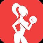 Female Fitness - Bikini Body icon