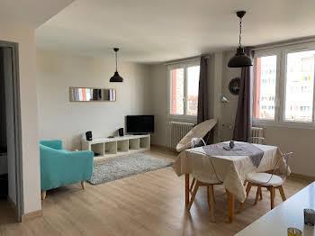 Appartement meublé 2 pièces 49,55 m2