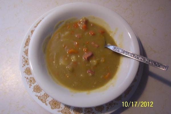 Split Pea Soup  An  Old Mormon Trail Recipe