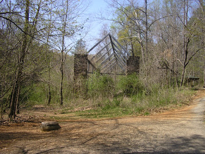 Concord Woolen Mill Ruins