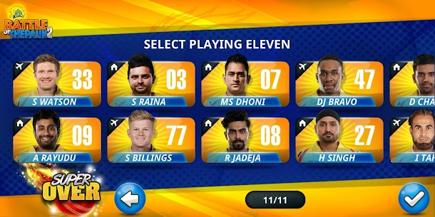 Chennai Super Kings Battle Of Chepauk 2 App Download For Android and iPhone 8