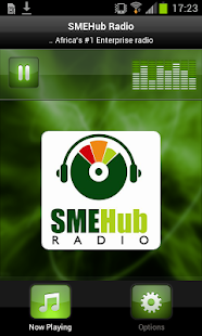 SMEHub Radio- screenshot thumbnail