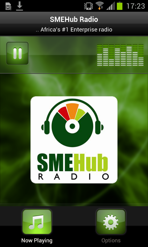 SMEHub Radio- screenshot