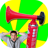 Air Horn Button (Infinite) Android APK Download Free By A.N Technology