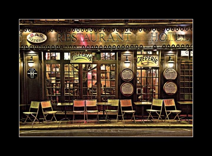 Bar Restaurant di ETTORE STABILINI