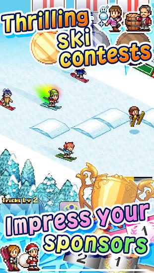 Shiny Ski Resort mod Apk
