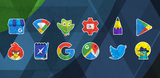 Gono - Icon Pack Apps voor Android screenshot